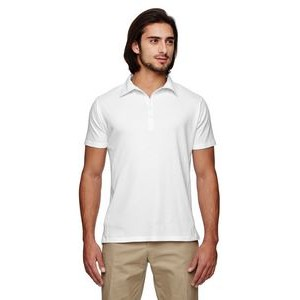 Econscious - Big Accessories Men's 4.4 oz., 100% Organic Cotton Jersey Short-Sleeve Polo